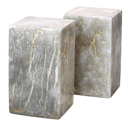 Slab Bookends/Set Of 2