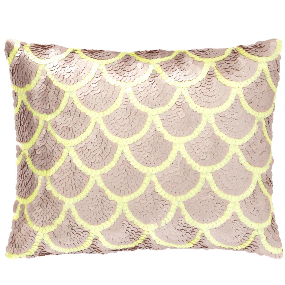 Snapper Green Decorative Pillow