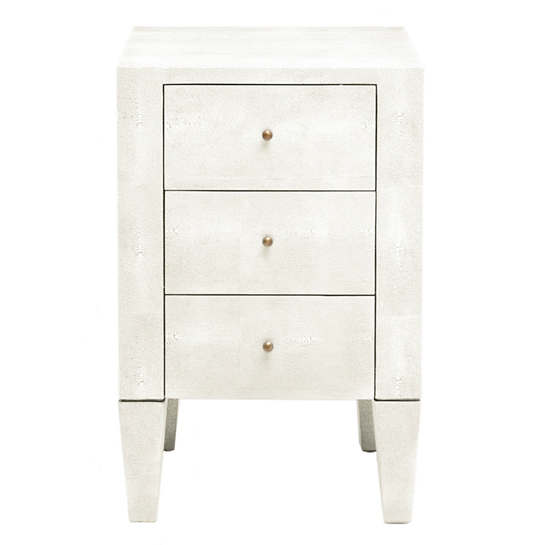 Sorin Pristine Single Nightstand
