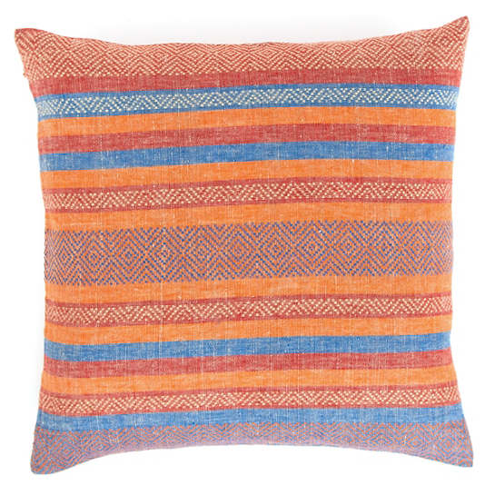 Spice Root Decorative Pillow