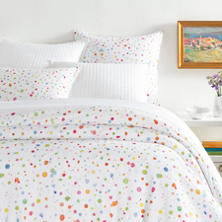 Splatter  Duvet Cover