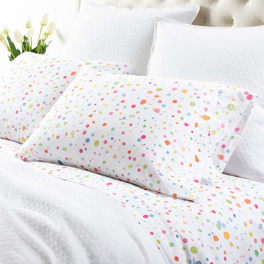 Splatter  Sheet Set