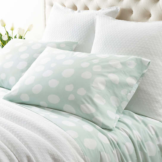 Spotted Sky Pillowcases
