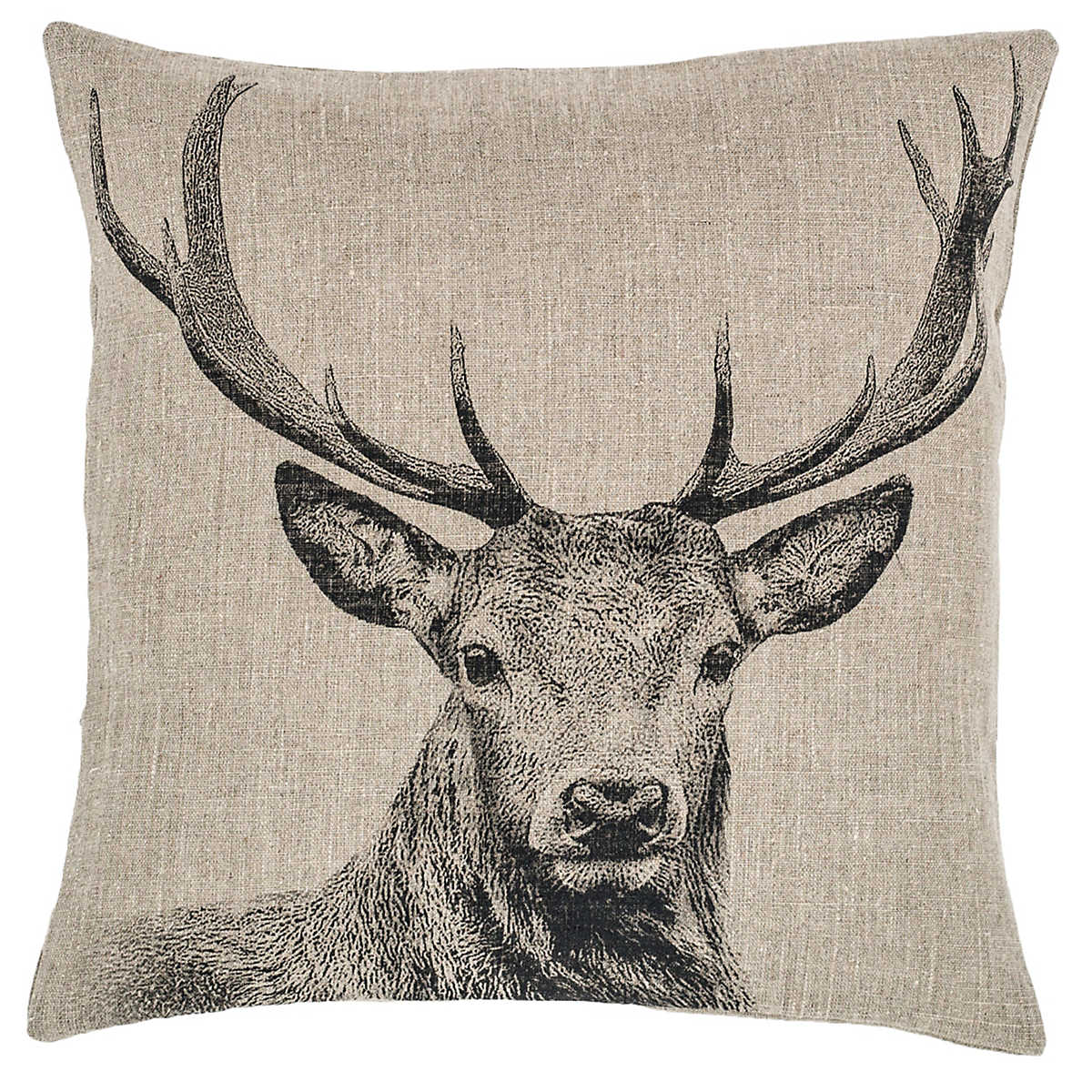 Stag Decorative Pillow Fresh American