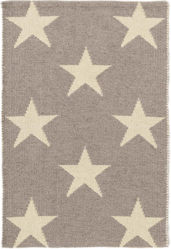 Star Grey/Ivory Indoor/Outdoor Rug
