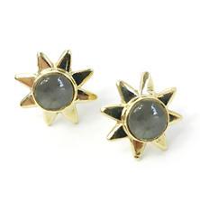 Starr Labradorite Earrings