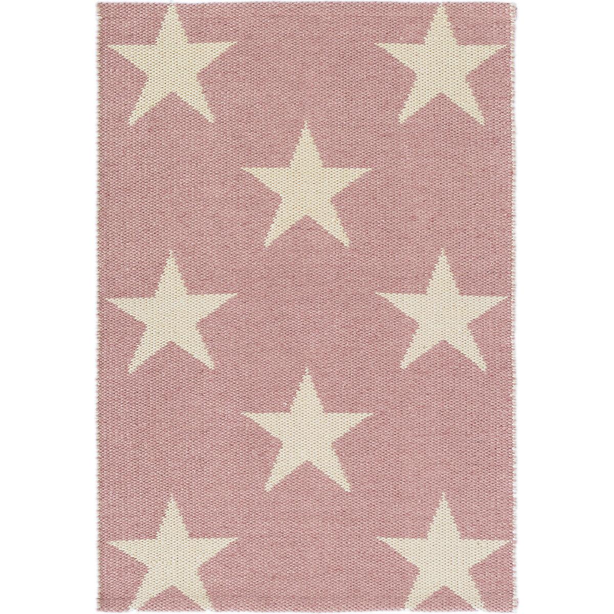 Star Pink/Ivory Indoor/Outdoor Rug