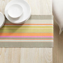 Stone Soup Stripe Table Runner
