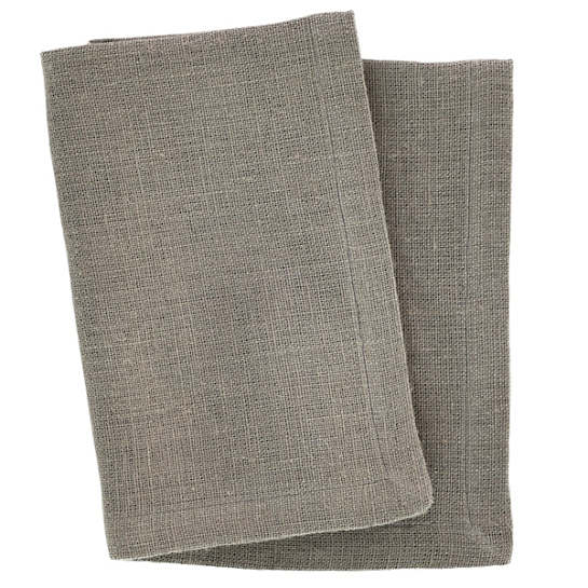 Stone Washed Linen Shale Napkin Set