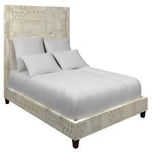 Alanya Linen Stonington Bed
