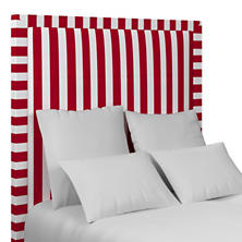 Alex Red Stonington Headboard