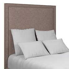 Canvasuede Heather Stonington Headboard
