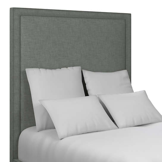 Canvasuede Ocean Stonington Headboard