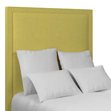 Estate Linen Citrus Stonington Headboard