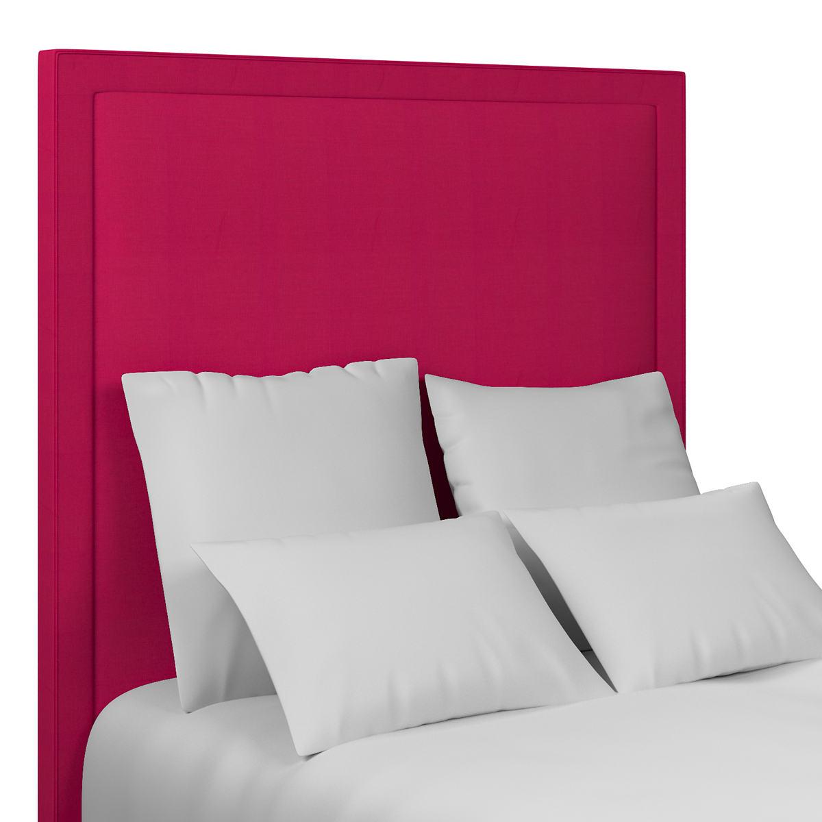 Estate Linen Fuchsia Stonington Headboard
