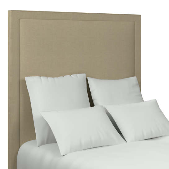 Estate Linen Natural Stonington Headboard