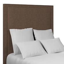 Greylock Brown Stonington Headboard