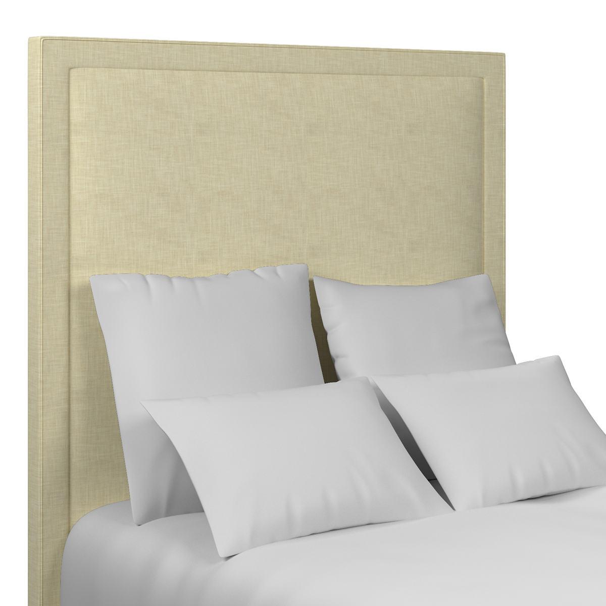 Greylock Ivory Stonington Headboard