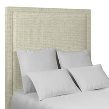 Nicholson Grey Stonington Headboard