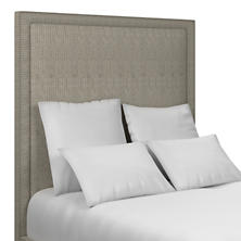 Pebble Grey Stonington Headboard