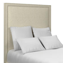 Pebble Ivory Stonington Headboard