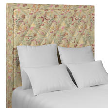 Ines Linen Stonington Tufted Headboard