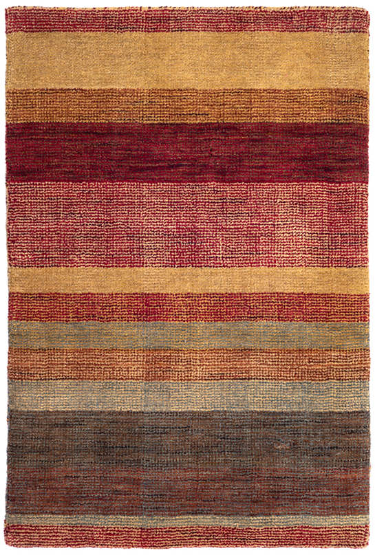 Stonover Stripe Hand-Knotted Rug