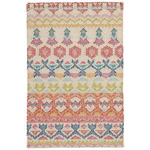 Stony Brook Loom Knotted Cotton Rug