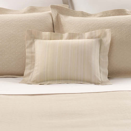 Striee Sandstone Decorative Pillow