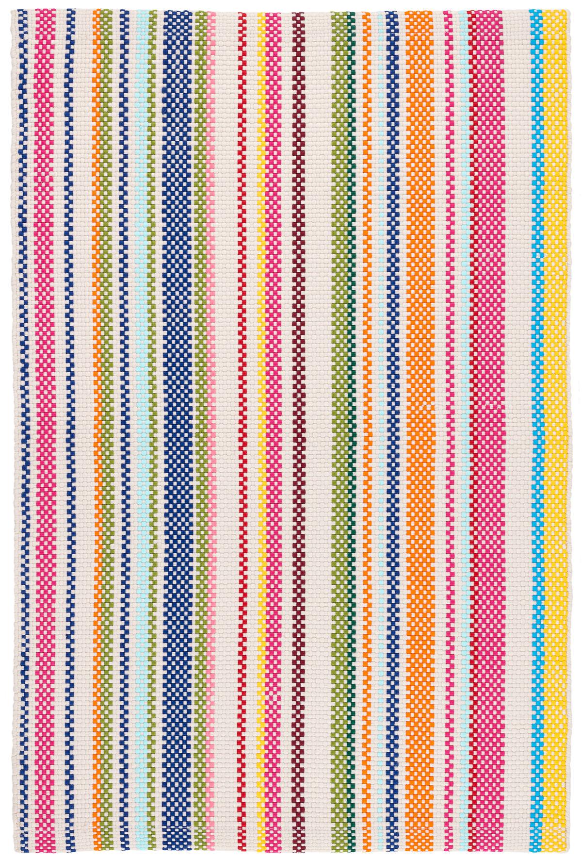 Summer Stripe Indoor/Outdoor Rug