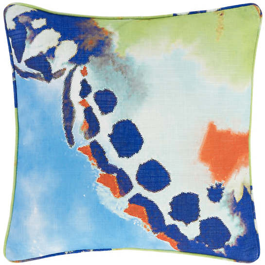 Swallowtail Indoor/Outdoor Decorative Pillow