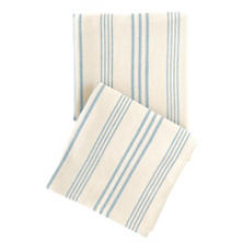 Swedish Stripe Woven Cotton Throw
