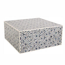 Dulari Hex Grey Coffee Table