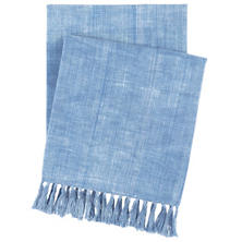 Santa Monica Denim Throw