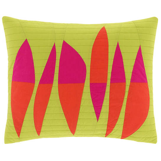 Taffy Quilted  Decorative Pillow