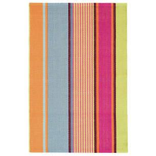 Multi Stripe Rug Uniquely Modern Rugs