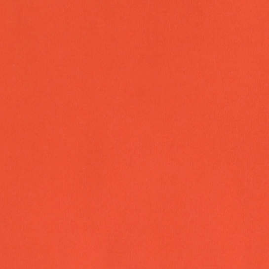 Sunbrella Tangerine Canvas Swatch