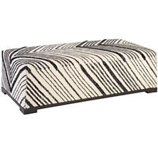 Tasha Upholstered Rug Bench