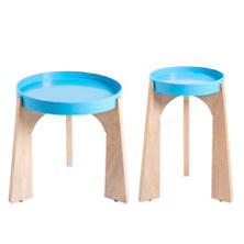 Teal Modular Side Table