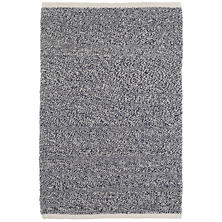 Terry Indigo Woven Cotton Rug