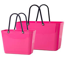 The Everything Hot Pink Tote
