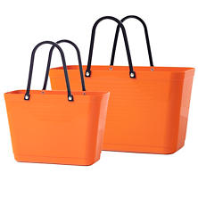 The Everything Orange Tote