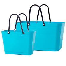The Everything Turquoise Tote