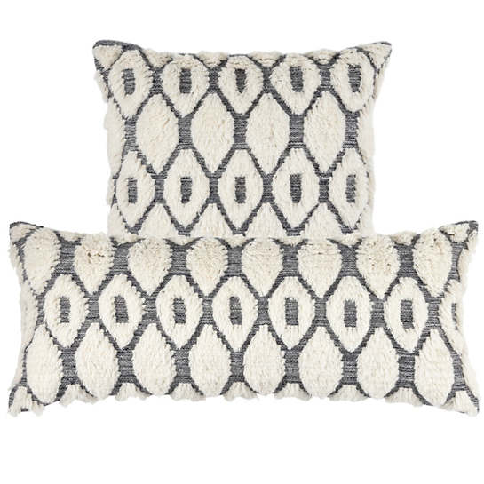 Bristol Wool Decorative Pillow