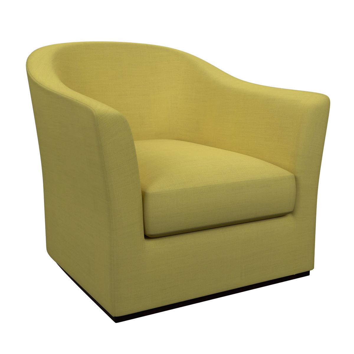 Estate Linen Citrus Thunderbird Chair