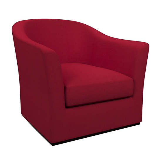 Estate Linen Red Thunderbird Chair