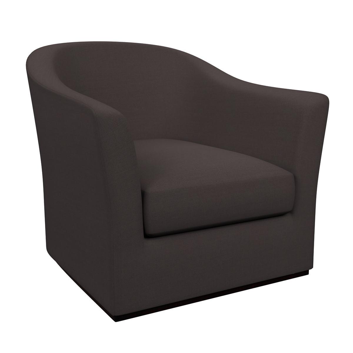 Estate Linen Shale Thunderbird Chair