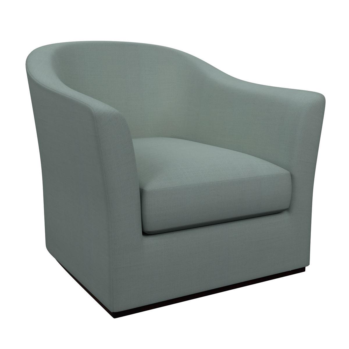 Estate Linen Sky Thunderbird Chair