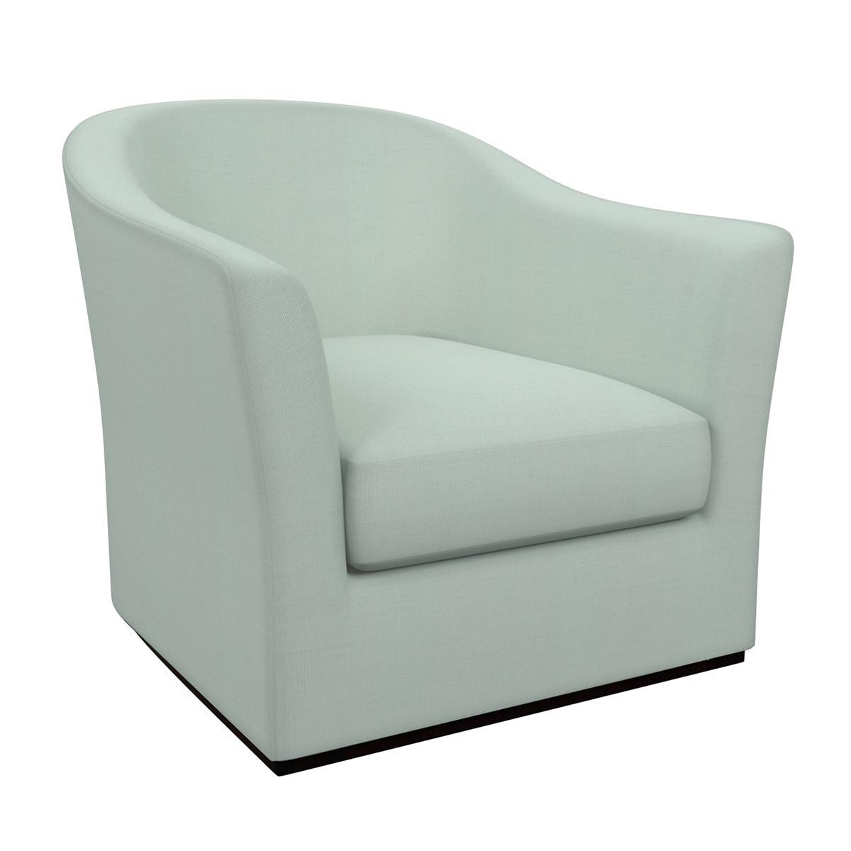 Estate Linen Powder Blue Thunderbird Chair