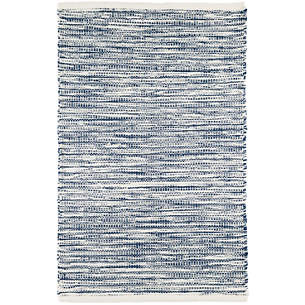 Tideline Navy Indoor Outdoor Rug